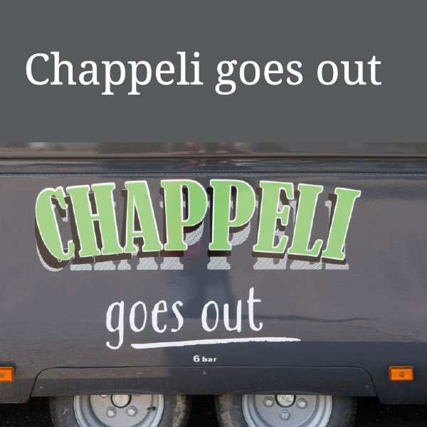 Chappeli goes out Nav